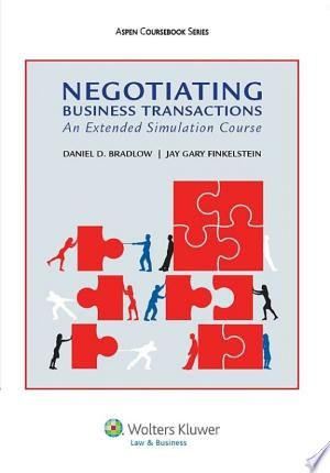 Download Negotiating Business Transactions Pdf Free In 2020 With Images Negotiation Student Studying Simulation