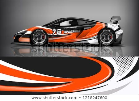 Pin By Skyrunner On Racing Car Wrap Car Decals Car Car Graphics