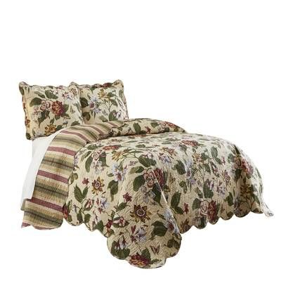 Laurel Springs 52 Window Valance Comforter Sets Bedspread Set Waverly Bedding