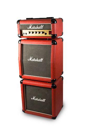 Vintage Marshall 3005 Lead 12 Mini Stack Amp Goodwill Online Vintage Stack