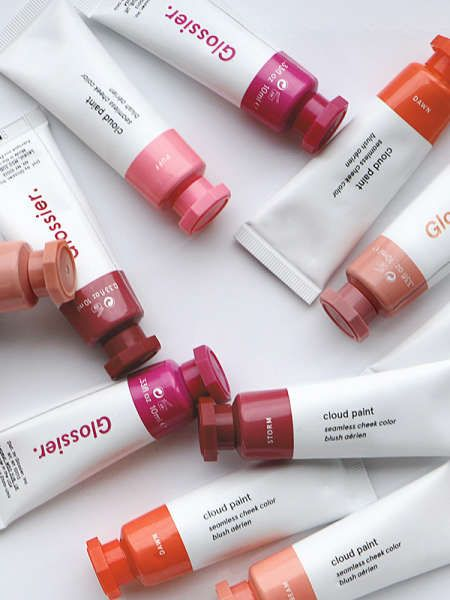 Glossier Cloud Paint Duo Choose 2 Shades Of Our Buildable Gel