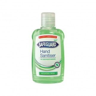 Safeguard Hand Sanitizer 75ml Mountain Fresh Dis Chem