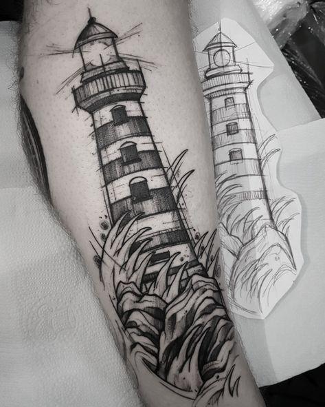 Sketch: Conheça os artistas que se destacam no estilo rascunhado da tatuagem