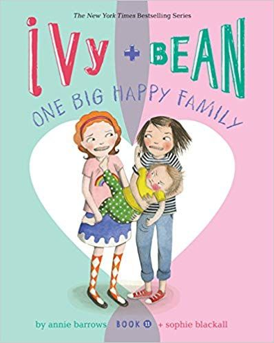 PDF DOWNLOAD] Ivy and Bean One Big Happy Family (Book 11