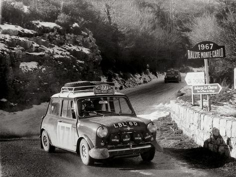 Mini is revolutionary car. The car that defined how 21st century cars are made. Thank to its front mounted engine it is very practical. It was made for masses, despite this, it won rally Monte Carlo four times.