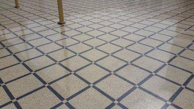تعديل ميول البلاط وكيفية سد الفواصل بطريقة مضمونة Flooring Tile Floor Decor