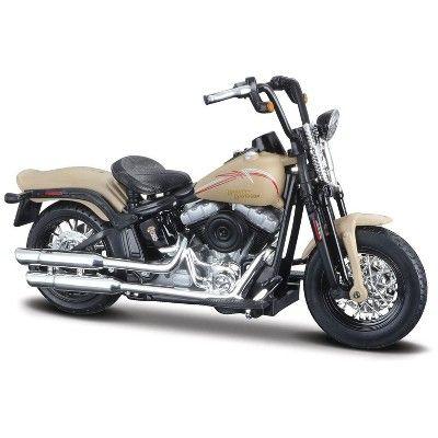 Harley Davidson Diecast Motorcycle Series 38 1 18 Scale Motorcycle Harley Davidson Harley