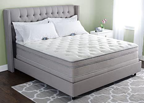 13 Quot Personal Comfort A8 Bed Vs Sleep Number I8 Bed King Mattress Adjustable Beds Mattress Mattress Furniture