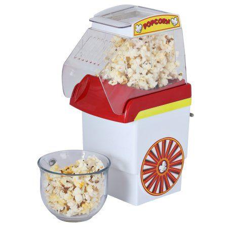 Home Hot Air Popcorn Popper Popcorn Popcorn Maker