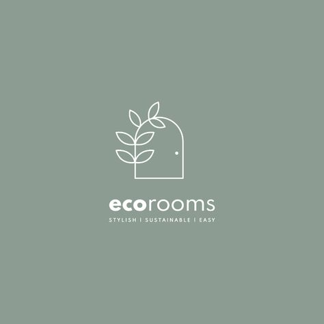 Logo design for an eco-friendly sustainable interior design business | Logo design contest
