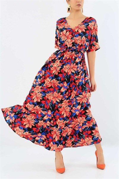 29328 Turkiye Nin En Hesapli Bayan Giyim Sitesi Modamizbir Com 2020 The Dress Elbise Elbise Modelleri