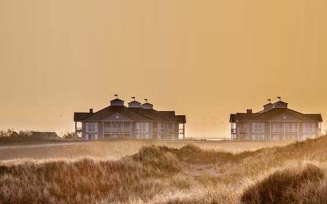 beach motel. st peter ording