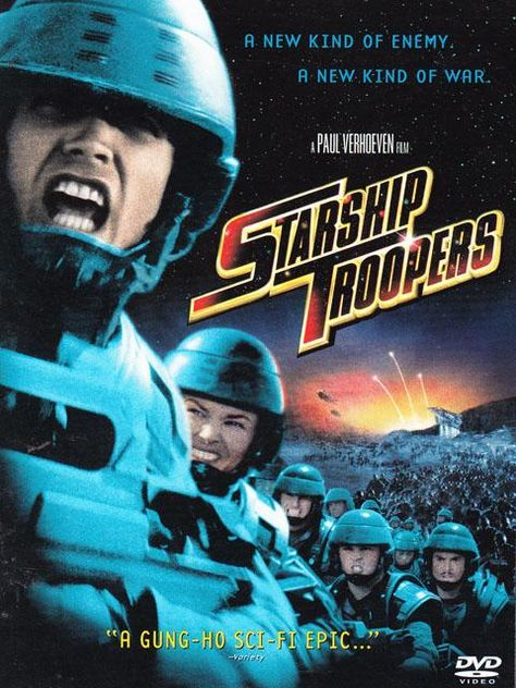 Starship Troopers Special Edition DVD Movie