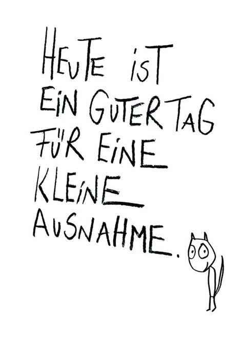Postkarte Kleine Ausnahme Text und Design: Harriet Grundmann, eDITION GUTE GEISTER