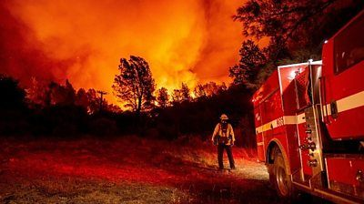 The Mind Boggling Size Of California S Wildfires In 2020 Us West Coast California Wildfires Butte County