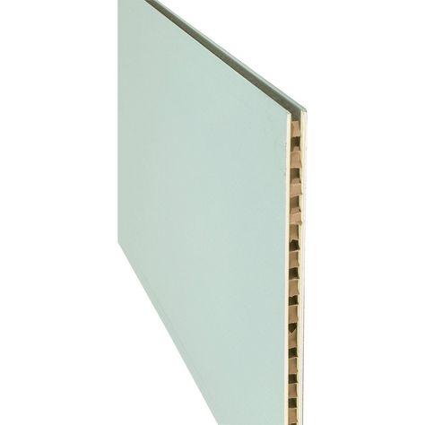 Cloison Alvéolaire Hydro Nf 25 X 12 M Ep 5 Cm Knauf
