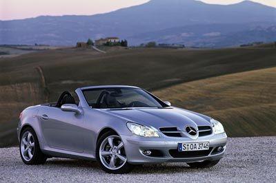 2005 Mercedes Benz Slk 350 Because I Need A Car