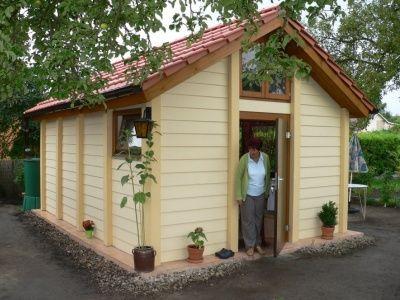 Gartenhauser Aus Stein Fertigteilen Komplett Mit Liefern Und Montieren Anbau Gartenhaus Gartenhaus Zum Wohnen Gartenhaus Kaufen