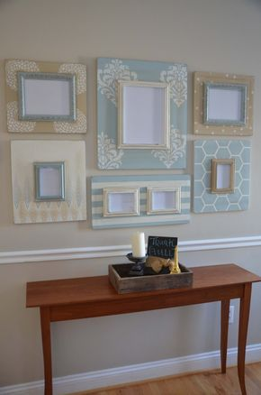 150 Picture Frame Ideas Frame Picture Frames Frames On Wall