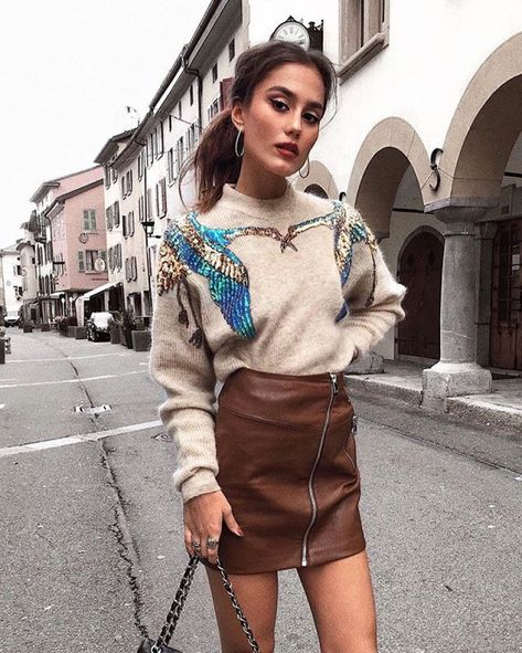 Fall and winter fashion - street style