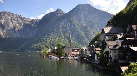 O Que Fazer Em Hallstatt Na Austria A Cidade Mais Linda Do Mundo