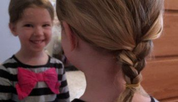 Real Men Can Braid Their Daughters' Hair