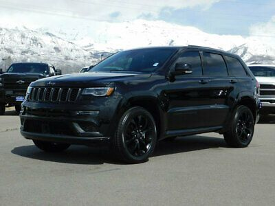 2019 Jeep Grand Cherokee Overland High Altitude New Jeep Grand