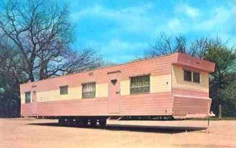 Great vintage trailer uc Mobile home living ud Trailer uc Pinterest Vintage trailers and Caravan vintage
