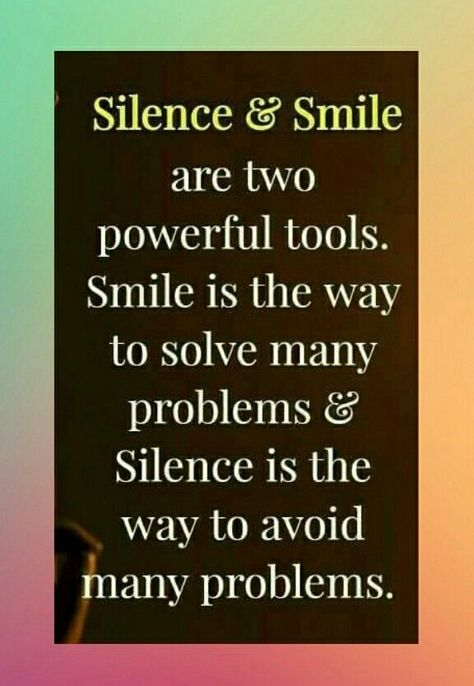 Silence Sayings Powerful Smile Quotes Pictures Wwwpicturesbosscom