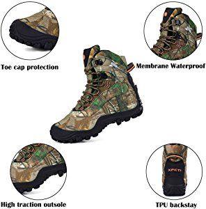63dfd081de043 Amazon.com | XPETI Men's Thermador Mid-Rise Waterproof Lightweight ...