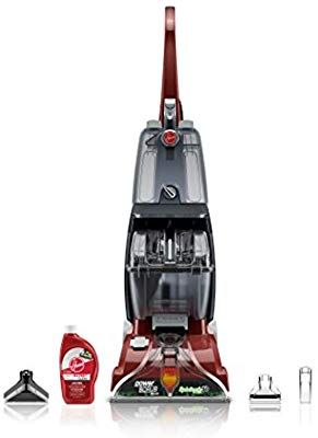 Amazon Com Hoover Power Scrub Deluxe Carpet Washer Fh50150 Home Kitchen Carpet Washers Diy Carpet Cleaner Carpet Cleaning Hacks
