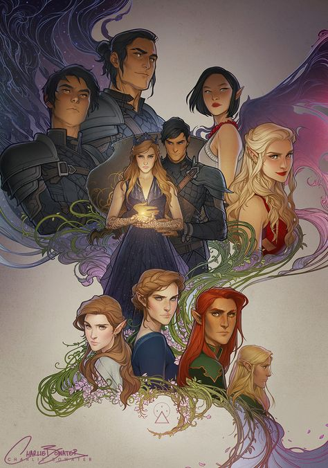 """charliebowater: """"Aaaaand it's done! I'm dead! My Wings & Ruin montage. I probably could have spent a couple more tweaking it to within an inch of itself but for the sake of my sanity I'm calling it done (it was hella fun, but I think I wracked up..."""