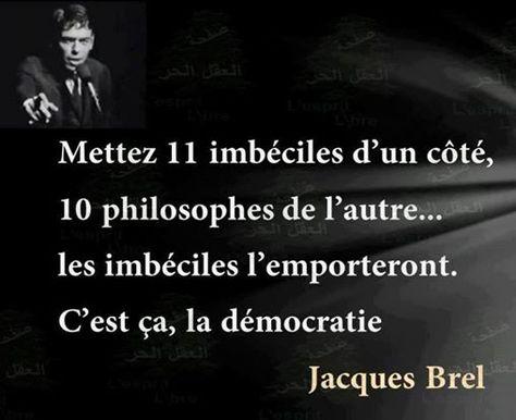 democratie !