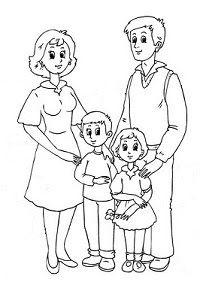 Noviembre Abrazo En Familia Imagenes De Familia Familia Para Dibujar Familia Feliz Dibujo