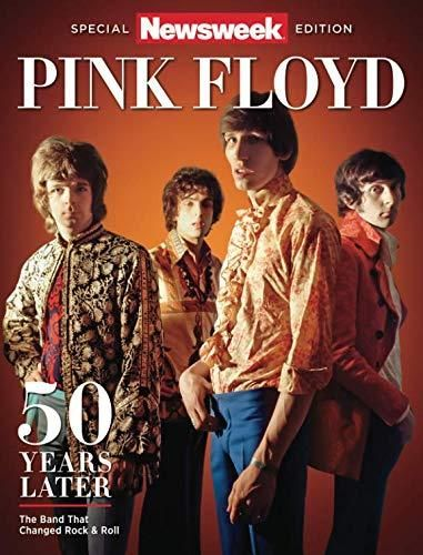 Newsweek Magazine Pink Floyd: The Band That Changed Rock & Roll