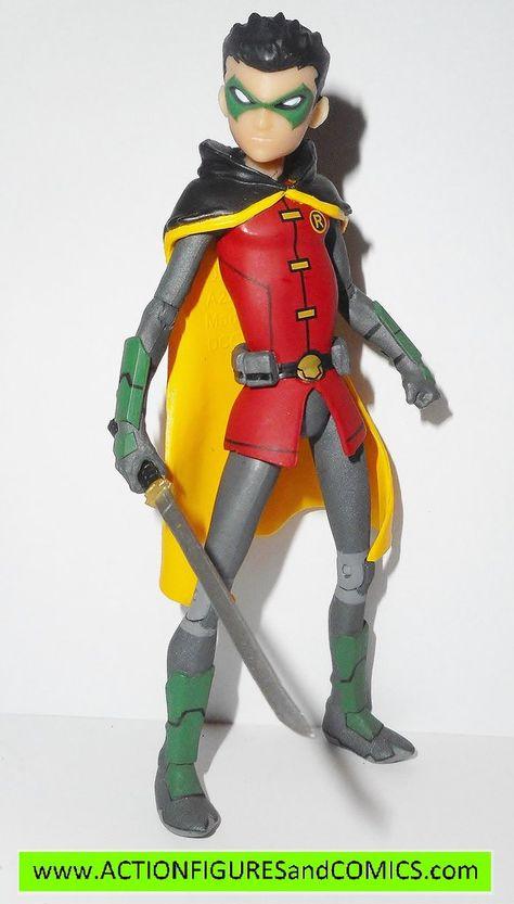dc direct ROBIN Damian Wayne Son of batman collectibles new 52