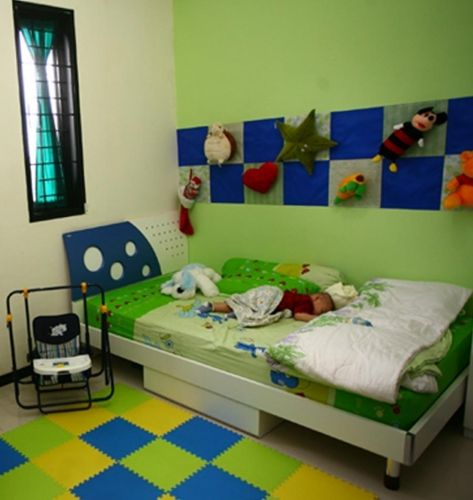 Pin Di Design Bedroom Disainrumahkitaa Blogspot Minimalist room decoration size 3x3