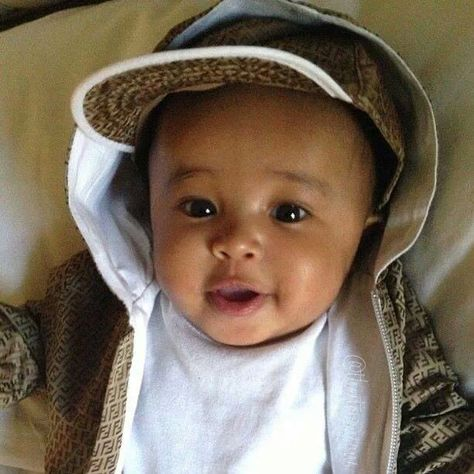 Baby of black china, tyga
