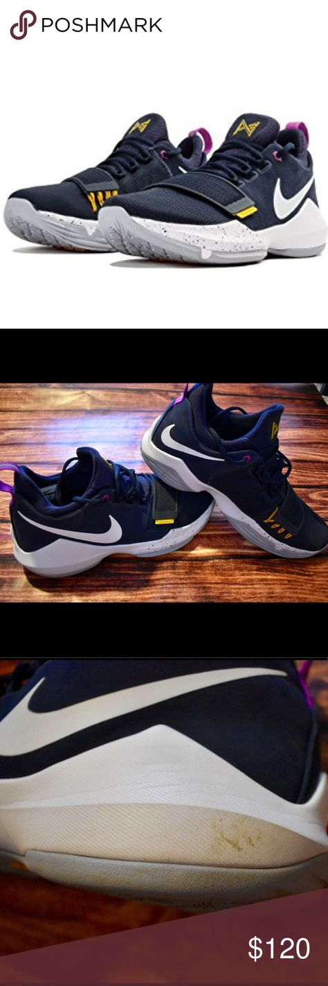 9a1c94544ca Nike | Paul George PG1s Barely used basketball shoes, from Paul George  called The Bait