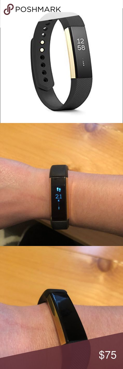 List of Pinterest fitbit alta accessories gold ideas
