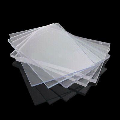 Ad Ebay 2 3 4mm Clear Mirror Acrylic Plexiglass Perspex Plastic Sheet Safety 148 105mm In 2020 Plastic Sheets Perspex Perspex Sheet