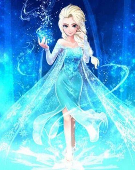 5D Cartoon Princess Diamond Painting DIY Diamond Embroidery   Etsy