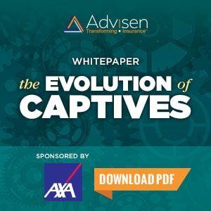 The Evolution Of Captives Insurance Marketing White Paper Commercial Insurance