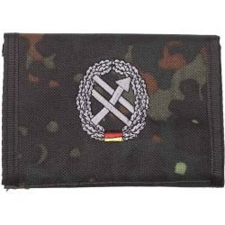 Mfh Bundeswehr Geldbörse flecktarn Psv Klettver. Ausweisf.Flecktarn-30925A One Size Max FuchsMax Fuc