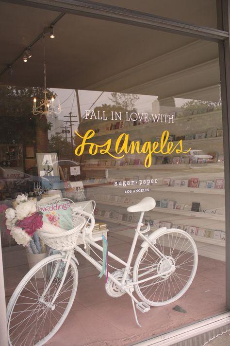 Sugar Paper Los Angeles store