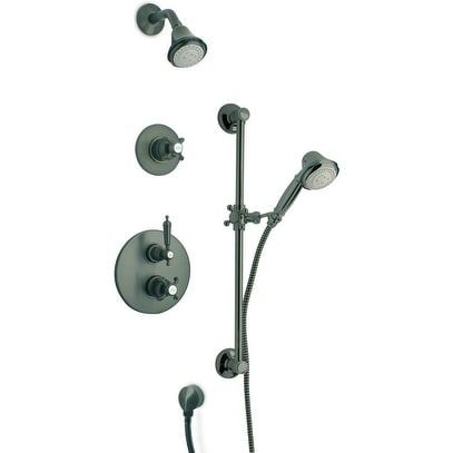 Latoscana Ornellaia Thermostatic Shower With 3 4 Ceramic Disc