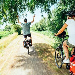 Radtour Durch Mecklenburg Vorpommern Bei Gustrow Radweg Kopenhagen Berlin Was Sind Eure Beliebtesten Radrouten Durch Mv Pic Bike Tour Bike Pics