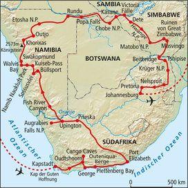 Grosse Namibia Rundreise Unser Klassiker Reisen Expeditionen