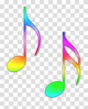 Musical Note Color Musical Note Transparent Background Png Clipart In 2020 Transparent Background Clip Art Musical Notes Art