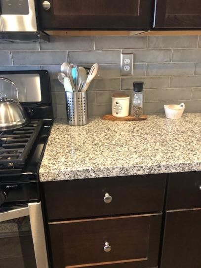 ivy hill tile moze gray 3 in x 12 in